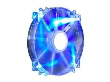 CM MEGAFLOW 200 BLUE LED SILENT FAN Paveikslėlis 1 iš 1 250255200089