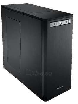 CORSAIR 550D MID-TOWER BLACK NO PSU Paveikslėlis 1 iš 1 250255900222