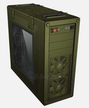 CORSAIR C70 PC GAMING CASE, GREEN Paveikslėlis 1 iš 1 250255900227