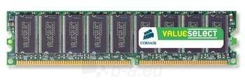 CORSAIR DDR-333 512MB CL2.5 DIMM UNBUFFE Paveikslėlis 1 iš 1 250255110829