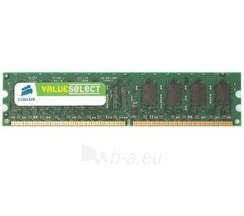 CORSAIR DDR2-667 1G CL5 DIMM UNBUFFERED Paveikslėlis 1 iš 1 250255110851