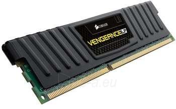 CORSAIR DDR3-1600 1*4G CL9 VENGEANCE LP Paveikslėlis 1 iš 1 250255110888
