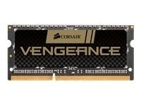 CORSAIR DDR3-1600 1*4GB SODIMM CL9 Paveikslėlis 1 iš 1 250255110889