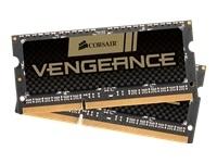 CORSAIR DDR3-1600 2*4GB SODIMM CL9 Paveikslėlis 1 iš 1 250255110906