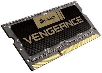 CORSAIR DDR3-1600 8GB SODIMM CL10 VP Paveikslėlis 1 iš 1 250255110928