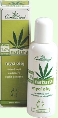 Cannaderm Natura Wash Oil Cosmetic 100ml Paveikslėlis 1 iš 1 250850200004