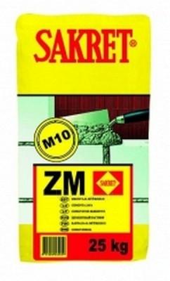 Cement. mišinys tinkavimui ir mūrijimui ZM (40 kg) Paveikslėlis 1 iš 1 236750000055