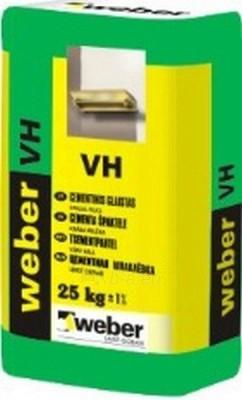 Finishing plaster Vetonit VH (white) (25 kg) Paveikslėlis 1 iš 1 236790000170