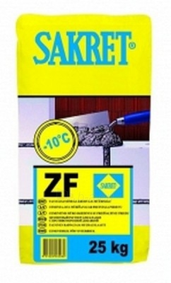 Cementinis mišinys ZF 40kg Paveikslėlis 1 iš 1 236750000059