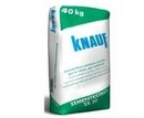 Knauf ZE 30 dry floor - mixture of cement and aggregates, 40kg Paveikslėlis 1 iš 1 236750000089