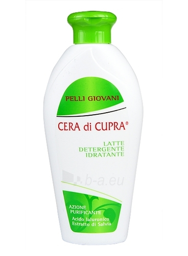 Cera di Cupra Young Skin Cleansing Milk Cosmetic 200ml Paveikslėlis 1 iš 1 250840700063