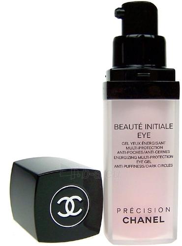 Chanel Beaute Initiale Eye Gel Cosmetic 15ml Paveikslėlis 1 iš 1 250840800042
