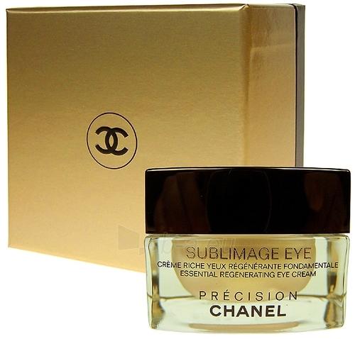 Chanel Sublimage Eye Creme Riche Yeux Cosmetic 15g Paveikslėlis 1 iš 1 250840800045