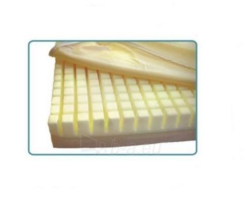 Čiužinys praguloms išvengti (neperšlampamu užvalkalu) 2000x900x110 mm (M3) Paveikslėlis 1 iš 1 250630900029