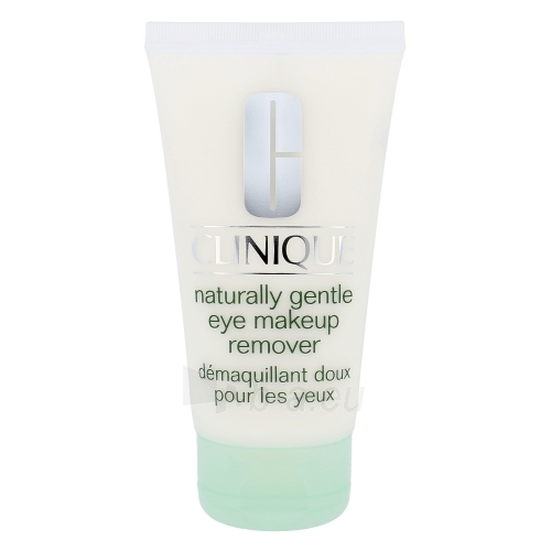 Clinique Naturally Gentle Eye Make Up Remover Cosmetic 75ml Paveikslėlis 1 iš 1 250840700024