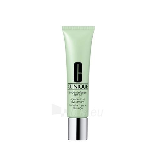 Clinique Superdefense SPF20 Eye Cream Cosmetic 15ml Paveikslėlis 1 iš 1 250840800239