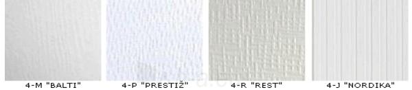Dailylentės ECOTEX Kivi R plotis 585 mm skirtos sienoms, plačios Paveikslėlis 2 iš 6 237742000021