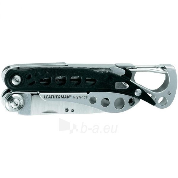 Multifunctional tool Leatherman Style CS (831245) Paveikslėlis 3 iš 3 251550100038
