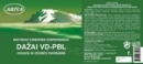 Dažai VD-PBL (C) 1ltr.kib. Paveikslėlis 1 iš 1 236510000090