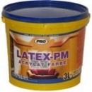 Dažai PRO sienoms LATEX PM' 10L balta Paveikslėlis 2 iš 2 236510000115