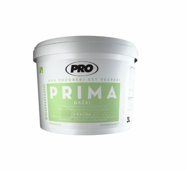 Dažai PRO PRIMA dispersiniai 10 lit Paveikslėlis 1 iš 2 236510000107