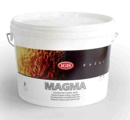 Dažai metalui MAGMA bazė A 4,5 ltr. Paveikslėlis 1 iš 1 236504000050