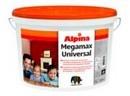 Dažai vidaus darbams Megamax Universal, 9.4 ltr. (III bazė) Paveikslėlis 1 iš 1 236510000371