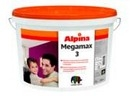 Paint vidaus darbams Megamax3, 10 ltr. ( I bazė) Paveikslėlis 1 iš 1 236510000363