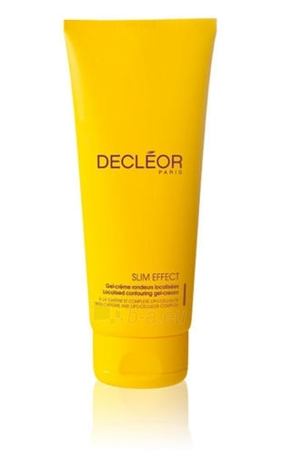 Decleor Slim Effect Body Gel Cream Cosmetic 200ml Paveikslėlis 1 iš 1 250850100072