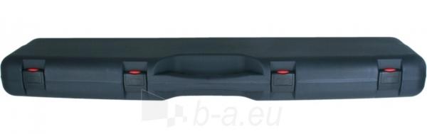 Dėklas ginklo transportavimui 110x25x11cm, juodas Paveikslėlis 1 iš 1 251530700016