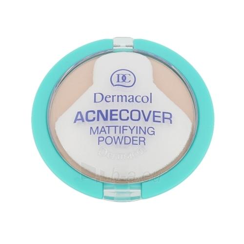 Dermacol Acnecover Mattifying Powder Sand Cosmetic 11g Paveikslėlis 1 iš 1 250873300102