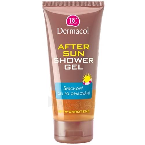 Dermacol After Sun Shower Gel Cosmetic 200ml Paveikslėlis 1 iš 1 2508950000018