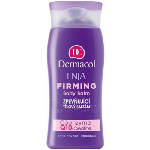 Dermacol Enja Firmiming Body Balm Cosmetic 200ml Paveikslėlis 1 iš 1 250850200140