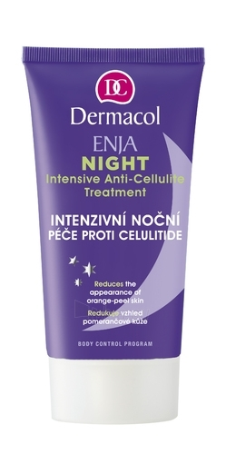 Dermacol Enja Night-Intensive Anti-Cellulite Treatment Cosmetic 150ml Paveikslėlis 1 iš 1 250850100031