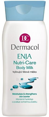 Dermacol Enja Nutri-Care Body Milk Cosmetic 200ml Paveikslėlis 1 iš 1 250850200142
