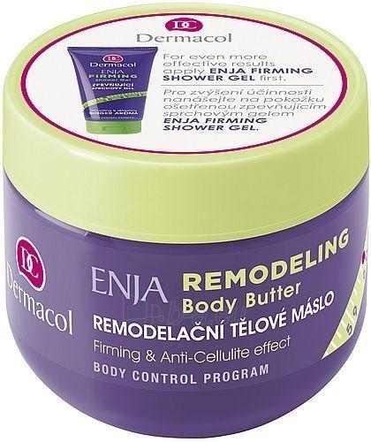 Dermacol Enja Remodeling Body Butter Cosmetic 300ml Paveikslėlis 1 iš 1 250850200144