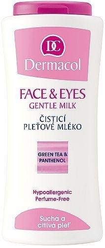 Dermacol Face & Eyes Gentle Milk Cosmetic 200ml Paveikslėlis 1 iš 1 250840700167