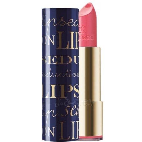 Dermacol Lip Seduction Lipstick 04 Cosmetic 4,8g Paveikslėlis 1 iš 1 250872200008