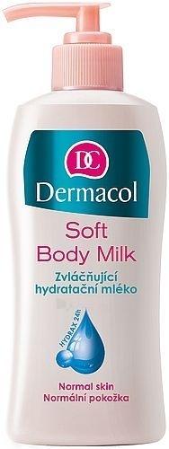 Dermacol Soft Body Milk Cosmetic 400ml Paveikslėlis 1 iš 1 250850200155