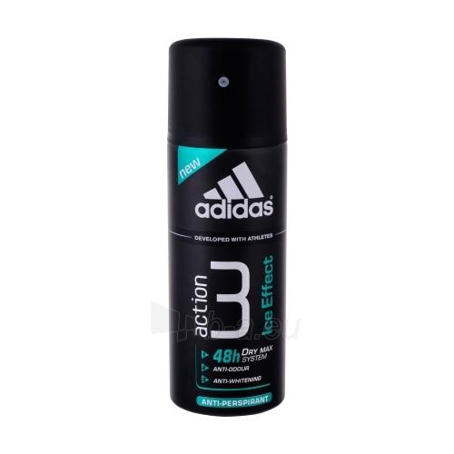 Dezodorantas Adidas Action 3 Ice Effect Deodorant 150ml Paveikslėlis 1 iš 1 2508910000677