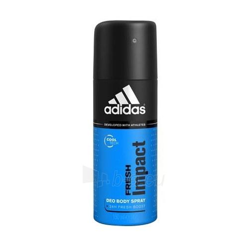 Dezodorantas Adidas Fresh Impact Deodorant 150ml Paveikslėlis 1 iš 1 2508910000035