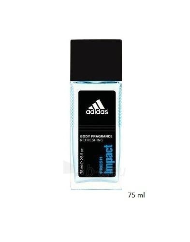 Deodorant Adidas Fresh Impact Deodorant 75ml Paveikslėlis 1 iš 1 2508910000682