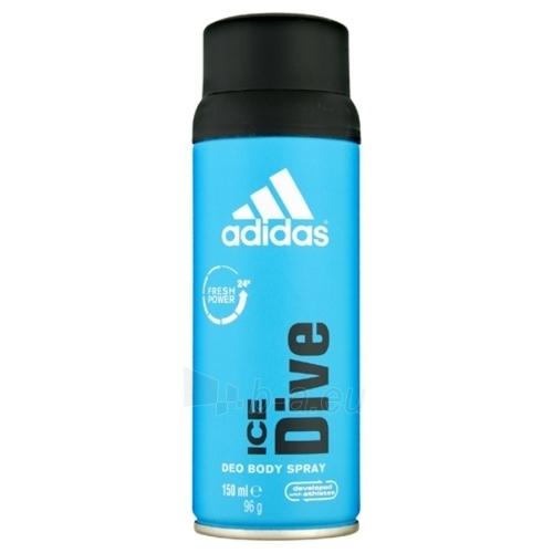Dezodorantas Adidas Ice Dive Deodorant 150ml Paveikslėlis 1 iš 1 2508910000039