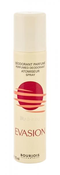 Dezodorantas BOURJOIS Paris Evasion Deodorant 75ml Paveikslėlis 1 iš 1 2508910000053
