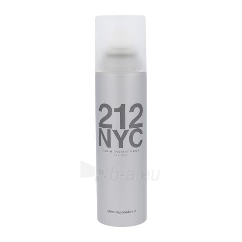 Dezodorantas Carolina Herrera 212 Deodorant 150ml. Paveikslėlis 1 iš 1 2508910000077