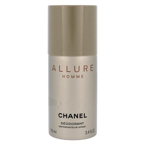 Deodorant Chanel Allure Homme Deodorant 100ml Paveikslėlis 1 iš 1 2508910000088