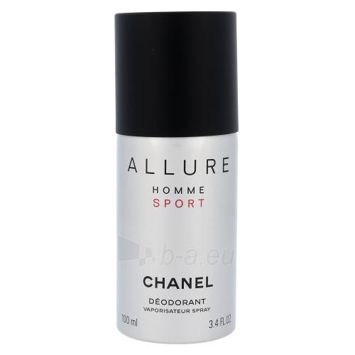Dezodorantas Chanel Allure Sport Deodorant 100ml Paveikslėlis 1 iš 1 2508910000090