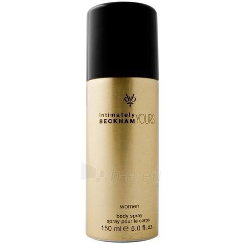 Dezodorantas David Beckham Intimately Yours Deodorant 150ml Paveikslėlis 1 iš 1 2508910000127