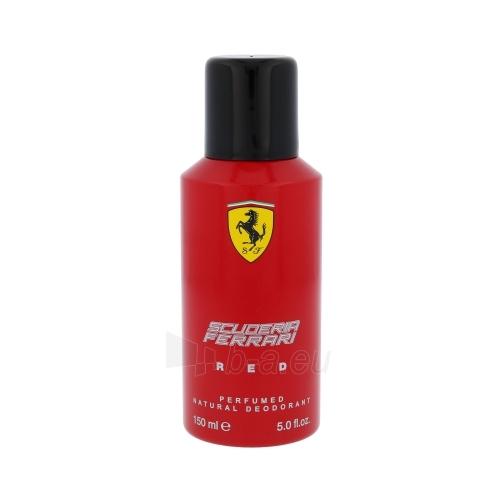 Dezodorantas Ferrari Red Deodorant 150ml Paveikslėlis 1 iš 1 2508910000161