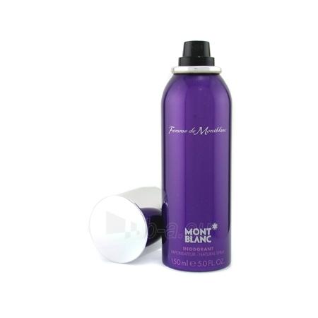 Dezodorantas Mont Blanc Femme Deodorant 150ml Paveikslėlis 1 iš 1 2508910000266